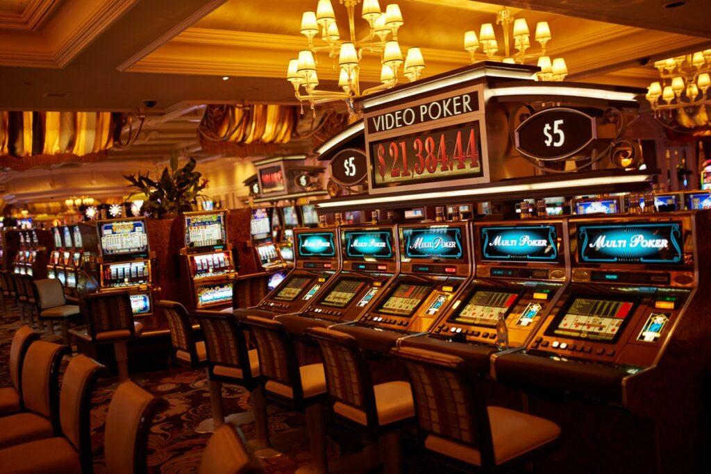 Få en god opplevelse med pengespill på nett